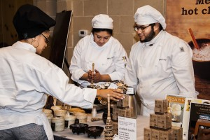 Dallas Chocolate Festival Workshops