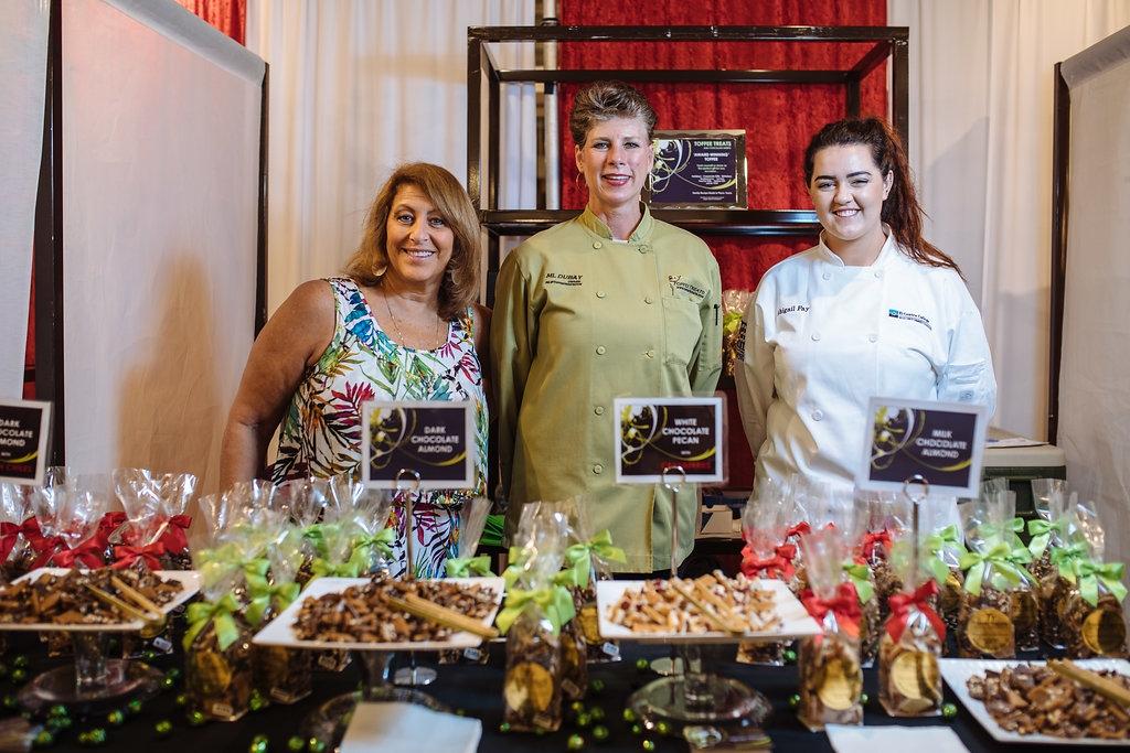 Dallas chocolate festival vip party 2018 for Festive kitchen dallas